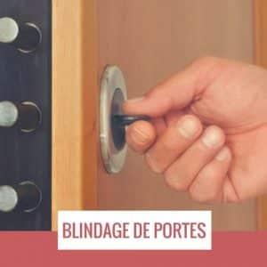blindage de portes