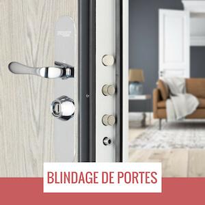 Blindage De Porte Sur Bruxelles Points Ou Plus - Blindage de porte