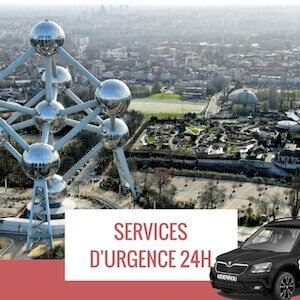 service d'urgence forest
