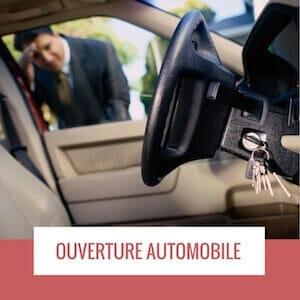 ouverture porte voiture