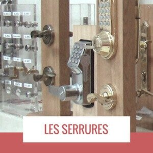 serrure de securite