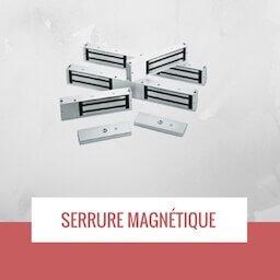 serrure magnétique